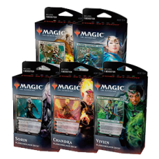 Core Set 2020 Planeswalker Deck 5-Pack FR