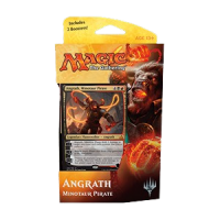 Rivals of Ixalan Planeswalker Deck Angrath