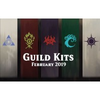 Ravnica Allegiance Guild Kit 5-Set