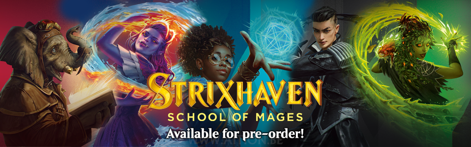 STRIXHAVEN SCHOOL OF MAGES