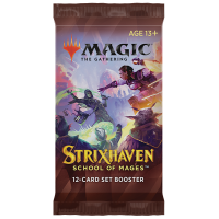 Strixhaven: School of Mages Set Booster