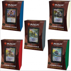 Strixhaven: School of Mages Commander Deck SET