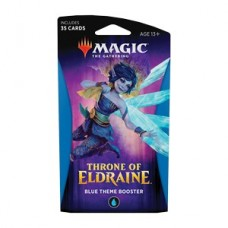 Throne of Eldraine Theme Booster - Blue