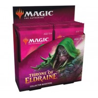 Throne of Eldraine Collector Booster Box