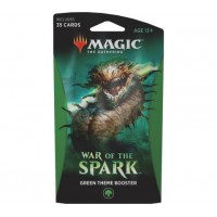 War of the Spark Theme Booster - Green
