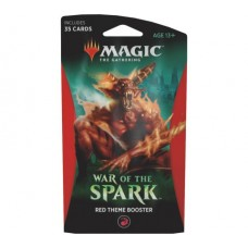 War of the Spark Theme Booster - Red