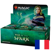 War of the Spark Booster Box FR
