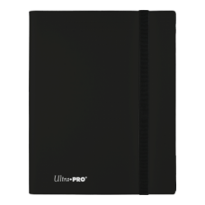 Ultra Pro PRO-Binder Eclipse Jet Black