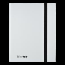 Ultra Pro 9-Pocket PRO-Binder Eclipse Arctic White
