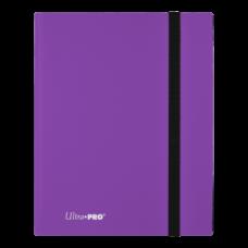 Ultra Pro 9-Pocket PRO-Binder Eclipse Royal Purple