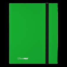 Ultra Pro 9-Pocket PRO-Binder Eclipse Lime Green