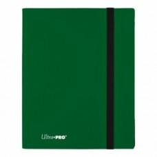 Ultra Pro 9-Pocket PRO-Binder Eclipse Forest Green