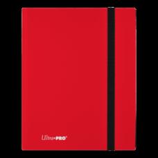 Ultra Pro 9-Pocket PRO-Binder Eclipse Apple Red