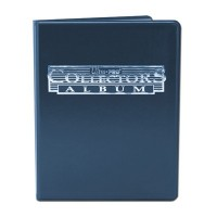 Ultra Pro 9-Pocket Portfolio Collectors Blue