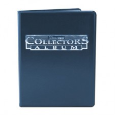 Ultra Pro 4-Pocket Portfolio Collectors Blue