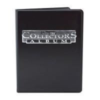 Ultra Pro 9-Pocket Portfolio Collectors Black
