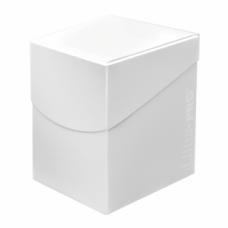 Ultra Pro Deck Box Pro 100+ Arctic White