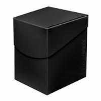 Ultra Pro Deck Box Pro 100+ Jet Black
