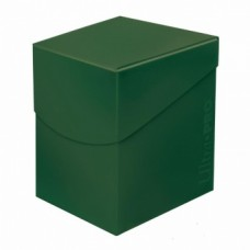 Ultra Pro Deck Box Pro 100+ Forest Green