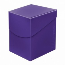 Ultra Pro Deck Box Pro 100+ Royal Purple