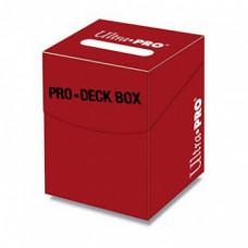 Ultra Pro Deck Box Pro 100+ Red