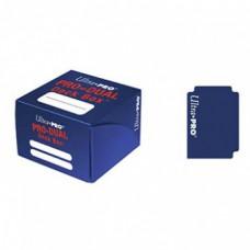 Ultra Pro Pro-Dual Deckbox Blue