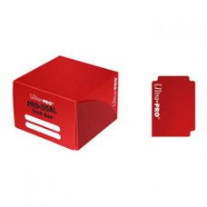 Ultra Pro Pro-Dual Deckbox Red