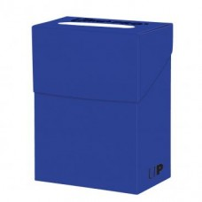 Ultra Pro Deck Box Solid Pacific Blue