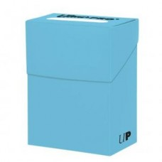 Ultra Pro Deck Box Solid Light Blue
