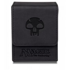 Ultra Pro Deck Box Flip - Magic Mana Matte Black
