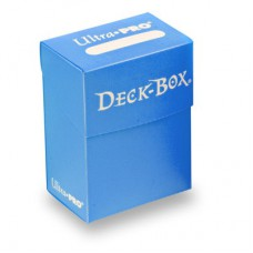 Ultra Pro Deck Box Solid - Light Blue