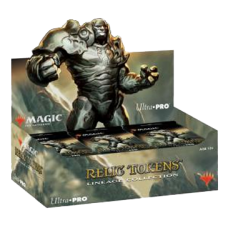 Relic Tokens Lineage Collection Booster Box