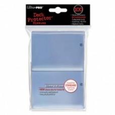 Ultra Pro Deck Protectors Standard 100 - Clear