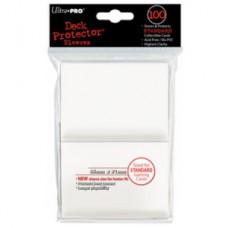 Ultra Pro Deck Protectors Standard 100 - White