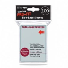 Ultra Pro PRO-FIT Side-Load Standard Size 100