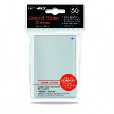 Ultra Pro Boardgame Sleeves 59x92mm - 50