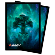 Ultra Pro Celestial Forest Sleeves 100