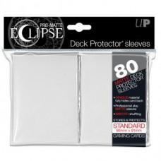 Ultra Pro Eclipse White 80