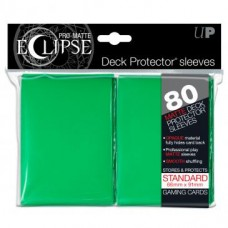 Ultra Pro Eclipse Green 80