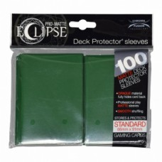 Ultra Pro Eclipse Forest Green 100
