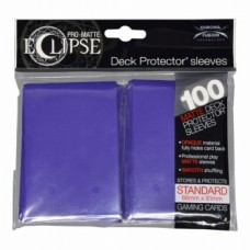 Ultra Pro Eclipse Royal Purple 100
