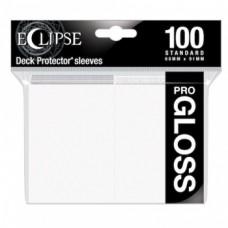 Ultra Pro Eclipse Gloss Arctic White 100