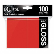 Ultra Pro Eclipse Gloss Apple Red 100