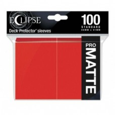 Ultra Pro Eclipse Apple Red 100