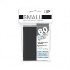 Ultra Pro Deck Protectors Small 60 - Black