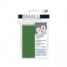 Ultra Pro Deck Protectors Small 60 - Green