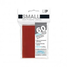 Ultra Pro Deck Protectors Small 60 - Red