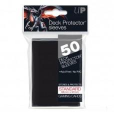 Ultra Pro Deck Protectors Standard 50 - Black