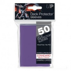 Ultra Pro Deck Protectors Standard 50 - Purple