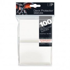 Ultra Pro Deck Protector Standard 100 - White